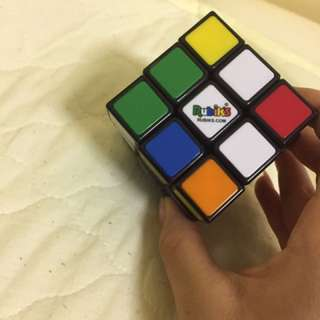 Authentic Rubix Cube