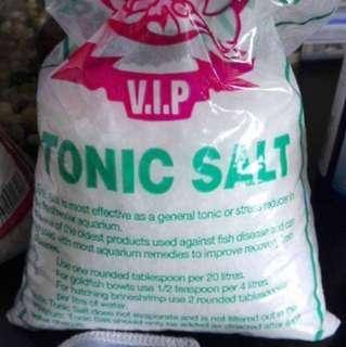 Tonic Salt
