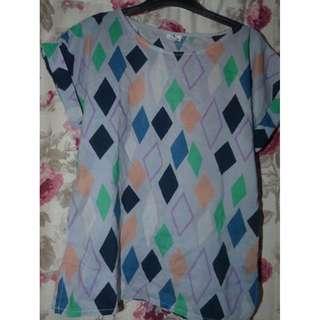 Miranda Murphy cotton silk Small top
