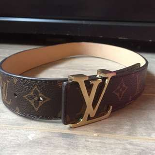 Louis Vuitton Traditional Belt
