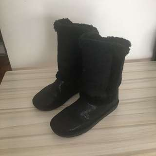 Authentic Michael Kors Girl's Boots
