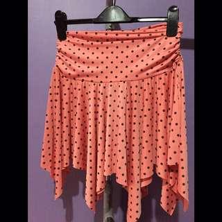 Carolina Polka Dot Skirt