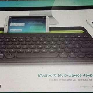 Bluetooth multi Device Keyboard