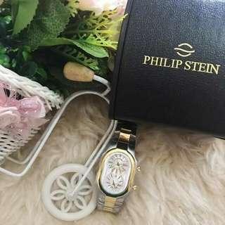 Authentic Philip Stein Watch