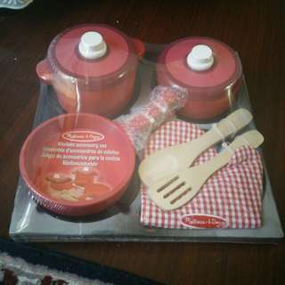 Melissa&dough Cooking Set