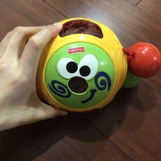 Fisher Price Touch And Crawl