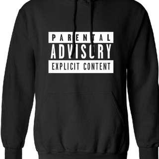 Explicit Content Hoodie