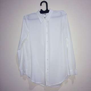 Cottonink White Shirt