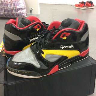 Men's Reebok Voltron Pumps Size 13