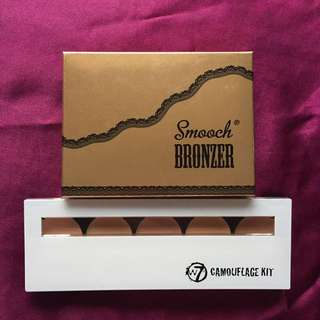 Bronzer And Concealer Kit