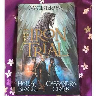 The Iron Trial - Cassandra Clare