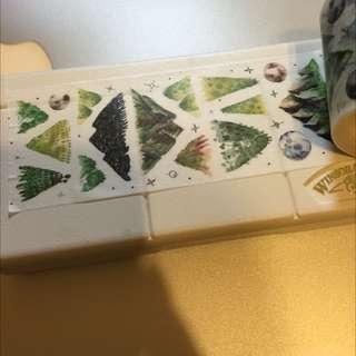 紙膠帶分裝-吉 造景 一單90cm(等於一循環)