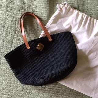 Aranaz black Tote Bag