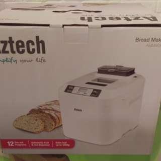Aztech Bread Maker ABM4600 Unopened! 1 year warranty