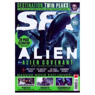 Alien Convenant 2017 Movie Magazine pdf
