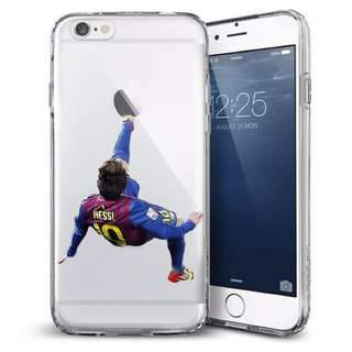 casing messi for ip6 and 6s