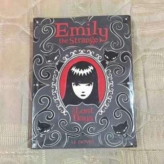 Emily the Strange: The Lost Days - A Novel (paperback)