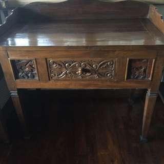 Idonesian Table