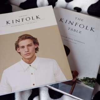 Kinfolk Volume Thirteen And The Kitchen Table