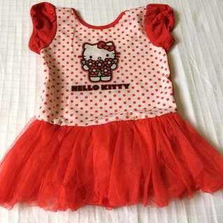 Hello Kitty Ballerina Dress