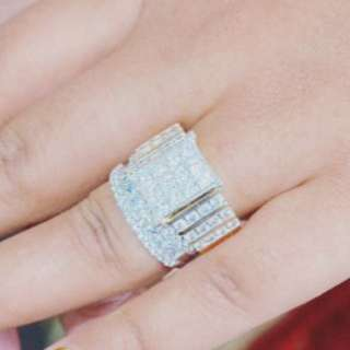14K 2Carat Diamond Ring