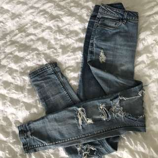 Misguided Ripped Jeans