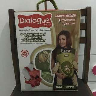 Gendongan Baby Dialogue Balloon Series
