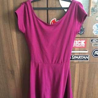 Terranova Sexy Back Dress