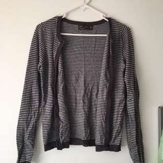 Zara Cardigan Knitted Jumper