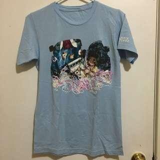 Melanie Martinez Baby Blue Tee Shirt