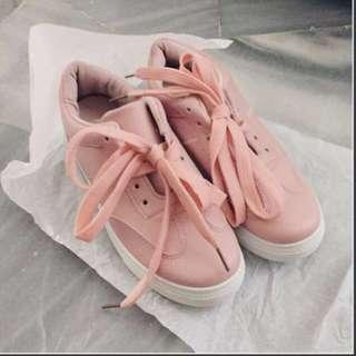 #FreePostage NEW Pink Sneakers @ Sport shoes #FreePostage
