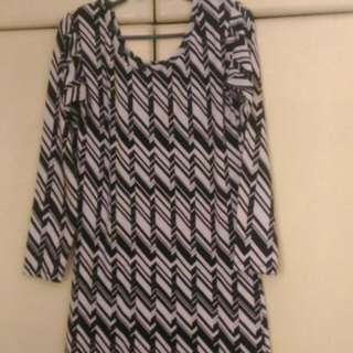 Stretchable Fitted Dress