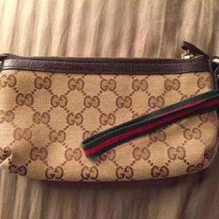 Gucci Wallet Wristlet