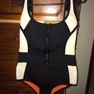 Eighthmermaid one-piece Swimsuit
