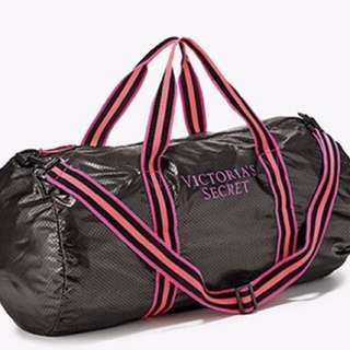 Victoria's Secret Weekender Getaway Bag