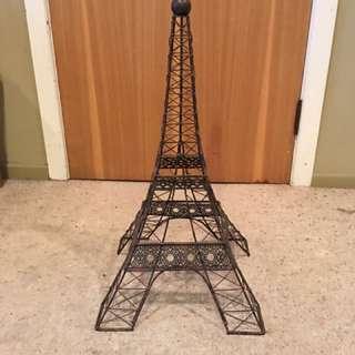 Vintage Style Eiffel Tower