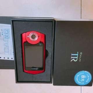TR50紅 附盒裝保卡配件全配