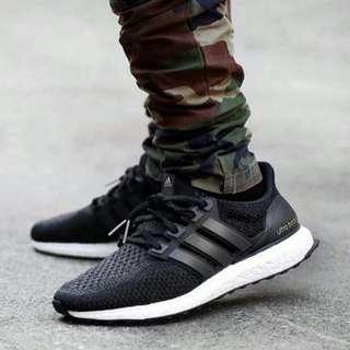 Adidas Ultra Boost Men 3.0 (Core Black)
