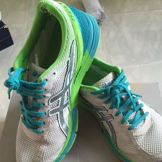 Asics Running Shoes - Gel Feather glide