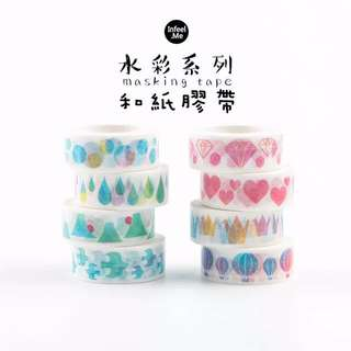 Infeel.me Washi Tapes
