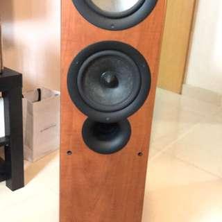 kEF Q Series 5.1喇叭 型號iQ7 共六個