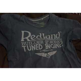 "T shirt local ""Redland"""