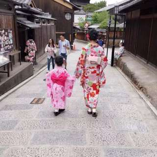 Kimono / Yukata / Hanbok / Hanfu For All