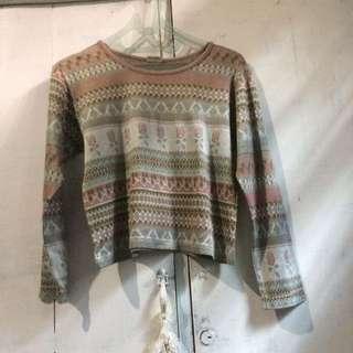 Short Sweater/croptop