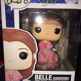 Belle Pop Vinyl Figure