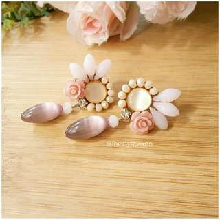Fiona Fairy Earrings