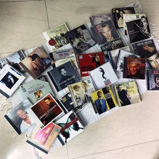 Male Legend Hits CDs Collection