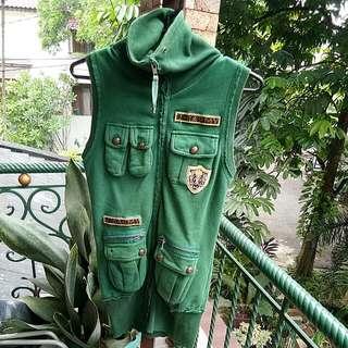 Vintage Vest Army
