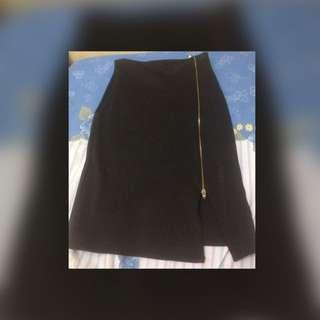Medium Skirt Black