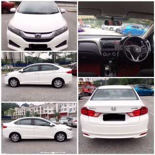 Honda City S Plus 1.5 auto